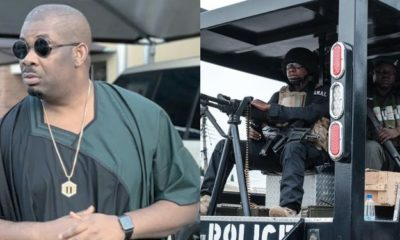 Don't spend any money, end SWAT now - Don Jazzy