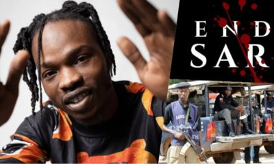 naira marley, end sars protest