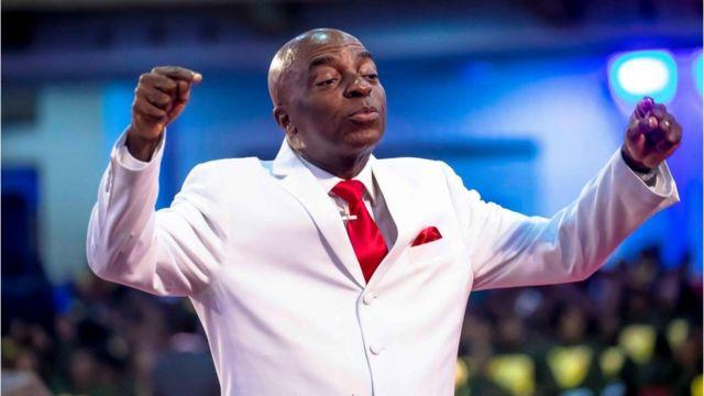 Bishop Oyedepo EndSARS