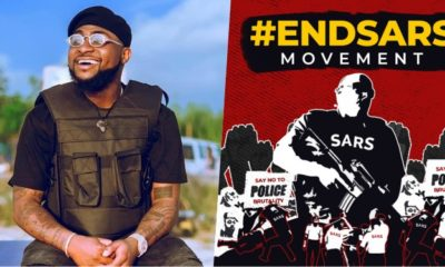 """You all just had campaign rallies and election"" - Davido Slams FCTA For Banning #EndSARS Protests"