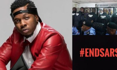 runtown , endsars protest