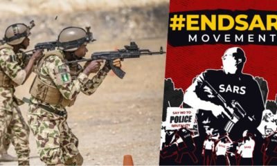 Crocodile Smile Exercise Has Nothing To Do With EndSARS Protest – Army Clarifies