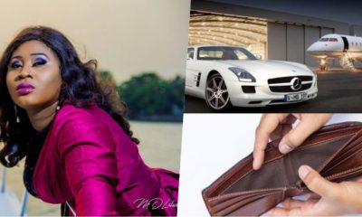 """""""I don't want cheap fame with empty account"""" - Actress Yetunde Bakare shades colleagues"""