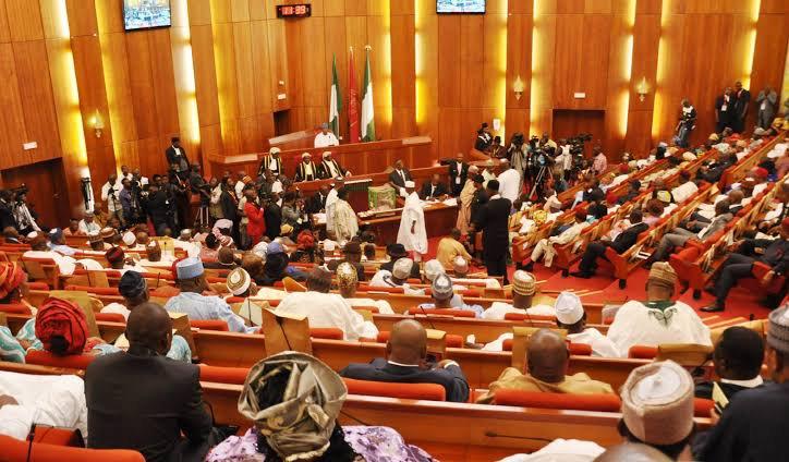 Senate Tells Buhari To Address Nigerians