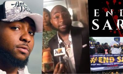 Davido Gets Go Ahead To Set Up Evaluation Panel Of SARs Officers