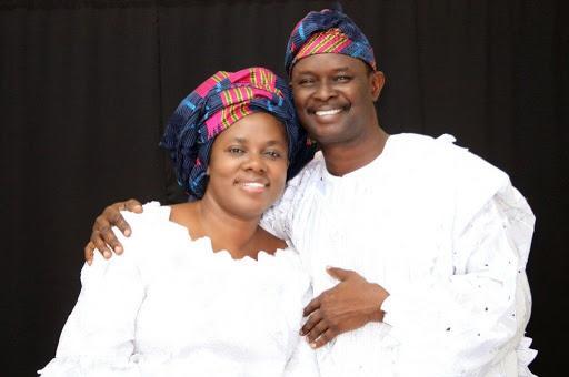 mike bamiloye and wife, gloria