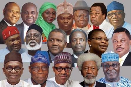 nigerian leaders