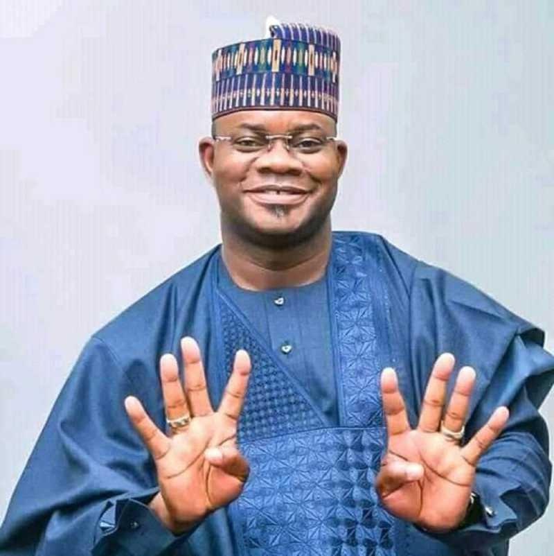 governor kogi state, yahaya bello