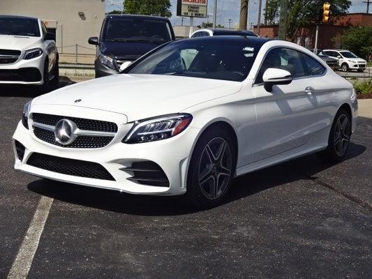 Mercedes benz c-clas