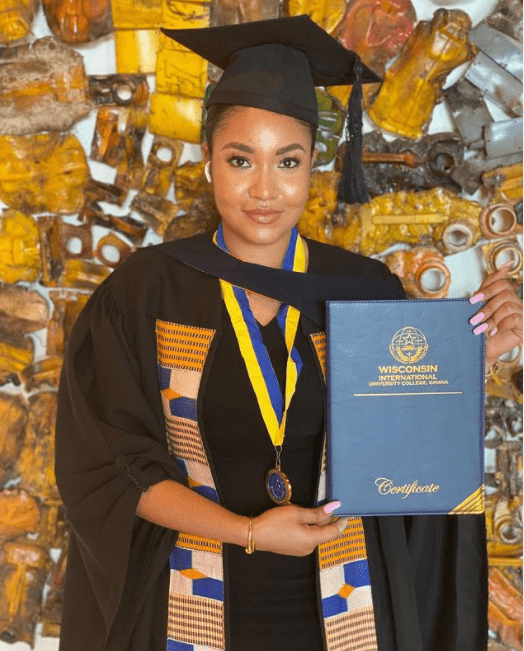 Anna Banner graduate