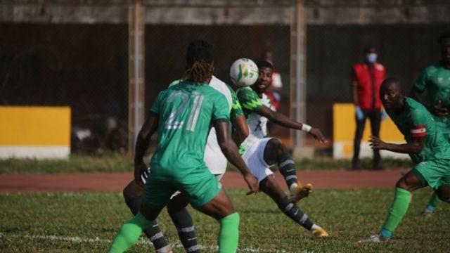 Nigeria Vs Sierra-Leone afcon