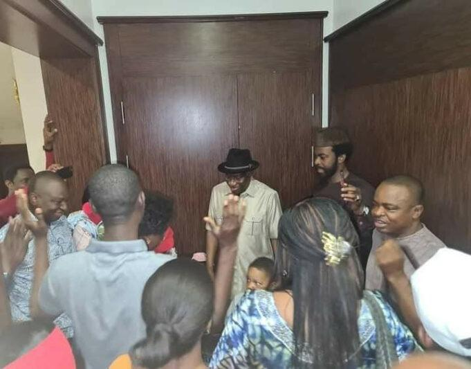 Goodluck Jonathan Celebrates 63rd Birthday