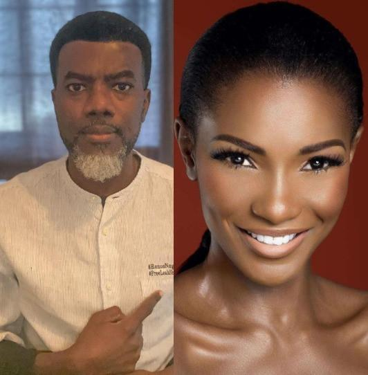 Reno Omokri speaks on bleaching