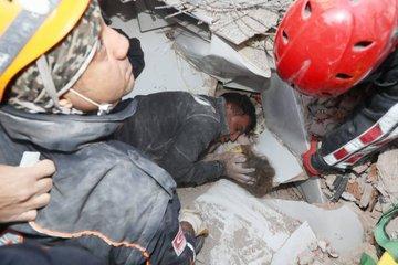 İzmir earthquake