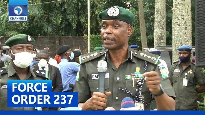 IGP Adamu advises officers