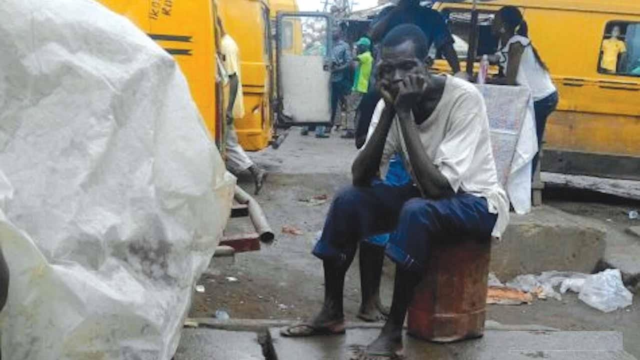 hardship in nigeria; survive