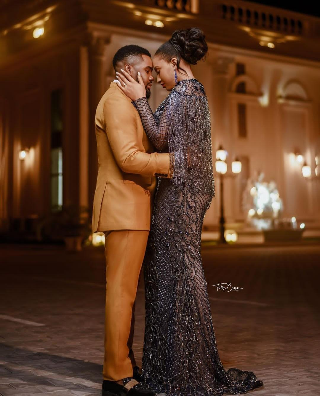 How Williams Uchemba Met The Love Of His Life, Brunella Oscar