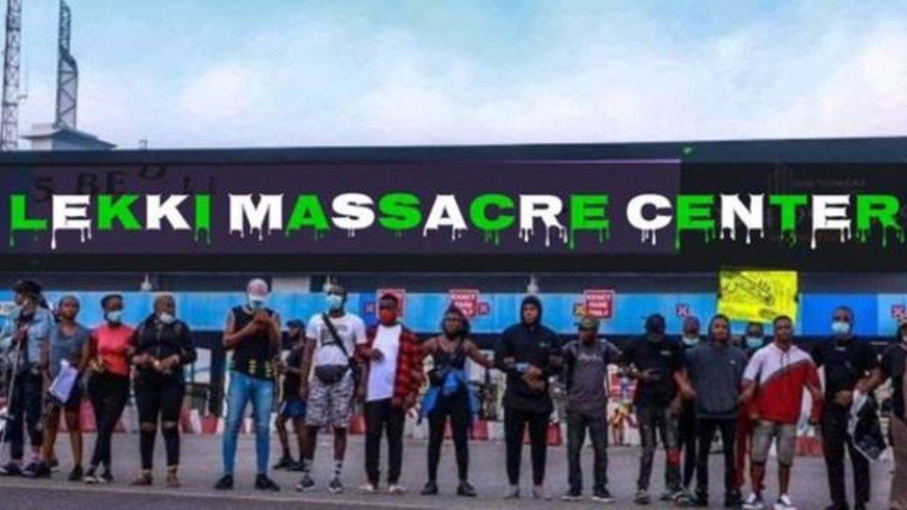 Lekki shooting, Lekki Massacre, Lekki tollgate #Endsars