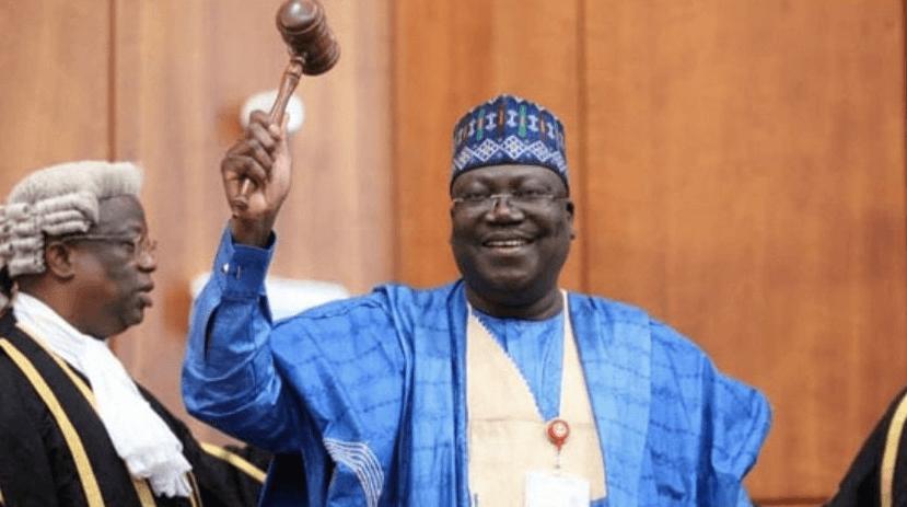 Ahmad Lawan challenges Nigerians