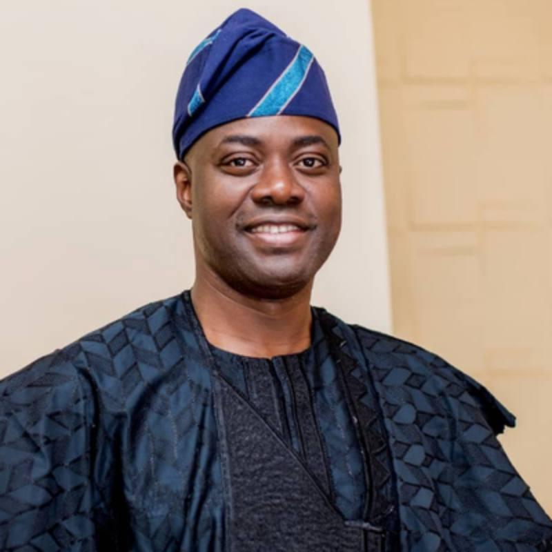seyi makinde, governor of oyo state