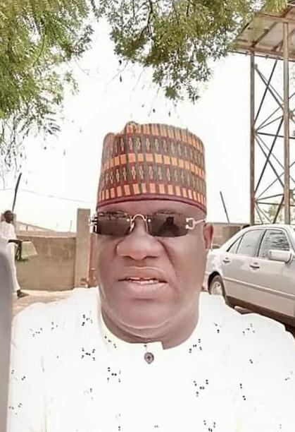 chairman of Maiha Local Government Council, Idi Aminu