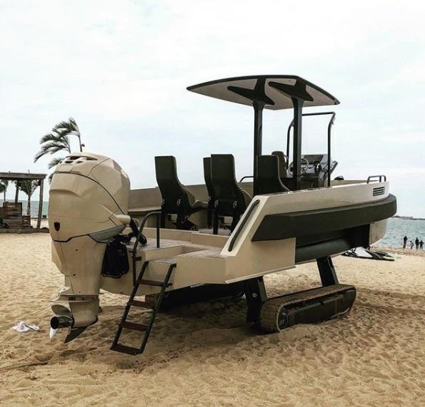 Obafemi martin's yacht