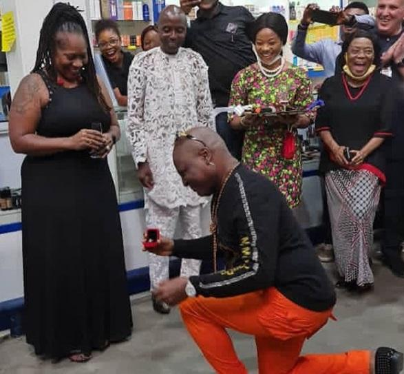 Charly Boy Explains Why He Proposed To His Wife For The 4th Time After 45 Years Of Marriage