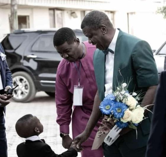 Pastor Adeboye narrates how God helped him and his poor uncle in 1956