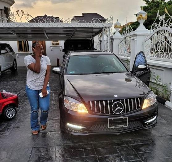 mercedes benz gift to PA