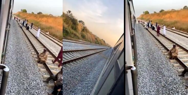 Abuja-Kaduna train breaks down