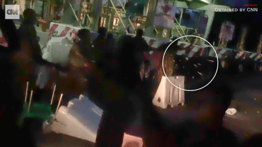 CNN documentary lekki shooting
