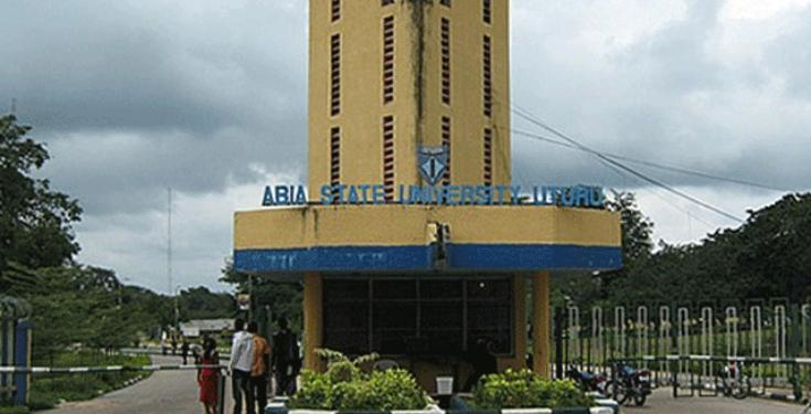 Abia state university pandemic fee
