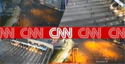 cnn second report lekki shooting
