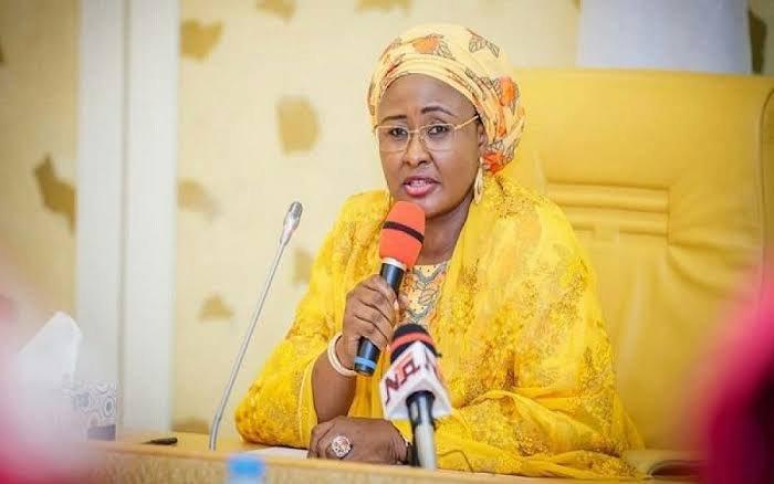 Aisha Calls For Prayers For Nigeria
