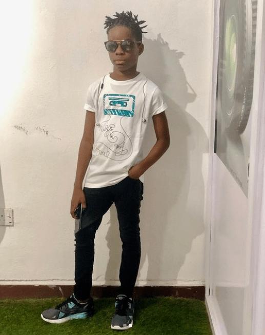Boluwatife praises Wizkid