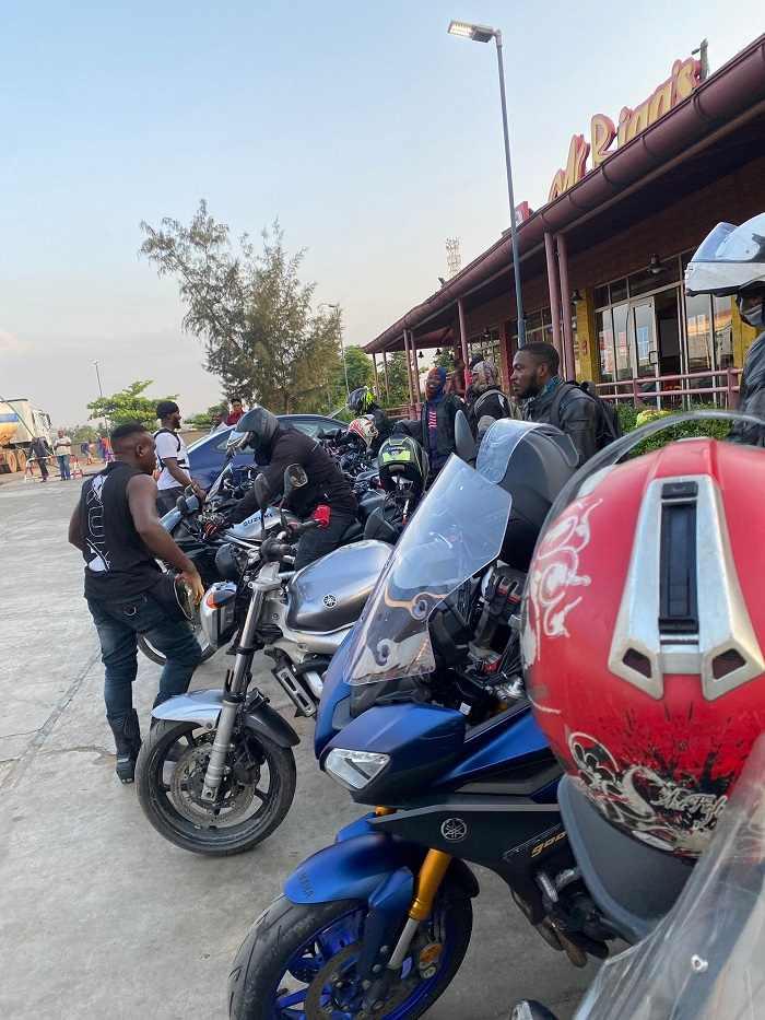 power bike riders nigeria