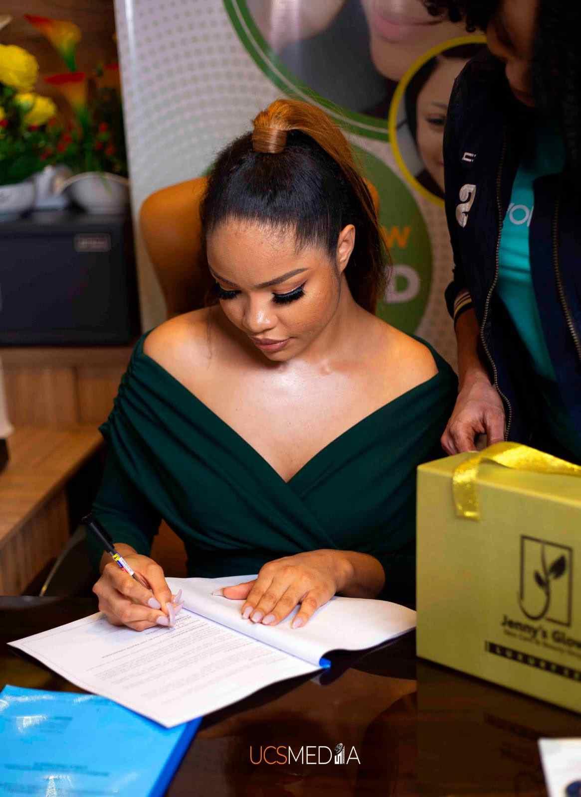 nengi signing new deal