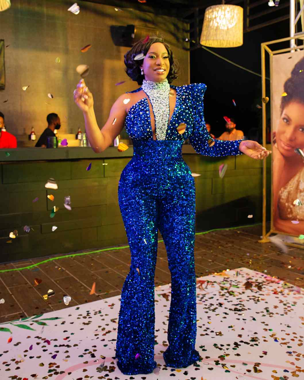 Chika Ike's 35th Birthday Party