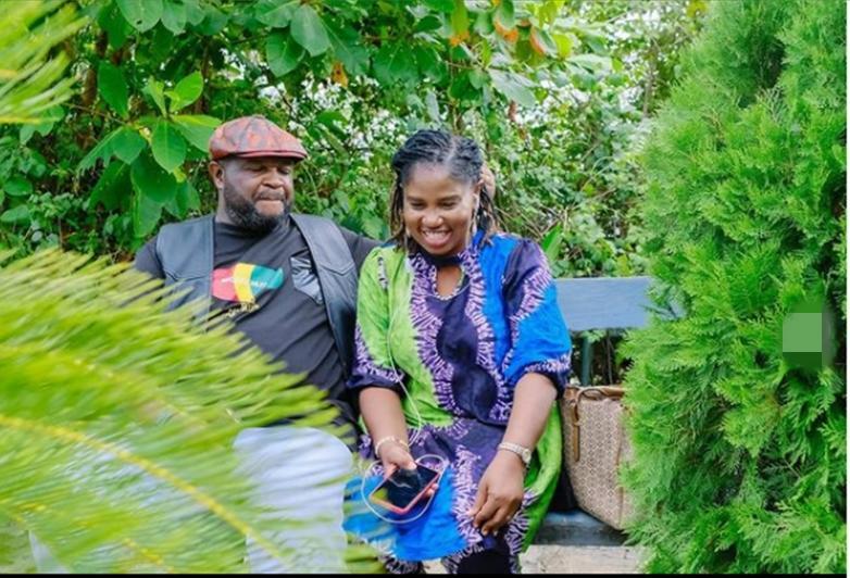 Gospel singer, Buchi And Wife Celebrate 26th Wedding Anniversary