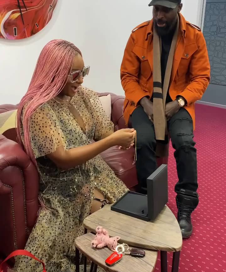 DJ Cuppy gift herself ahead of her birthday