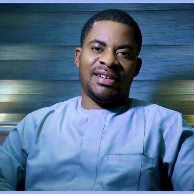 Deji Adeyanju advises men