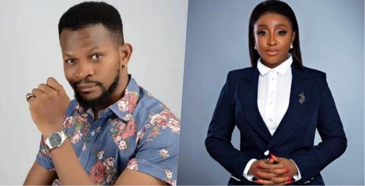 Stop advertising your man not all of your friends are happy for you – Uche Maduagwu to Ini Edo