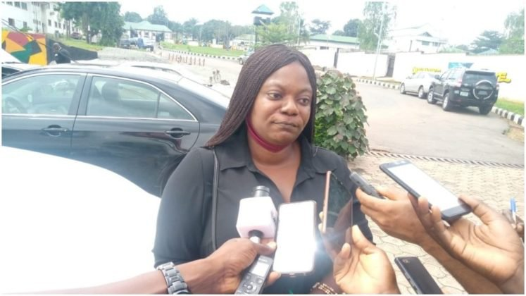Widow who SARS Killed her husband