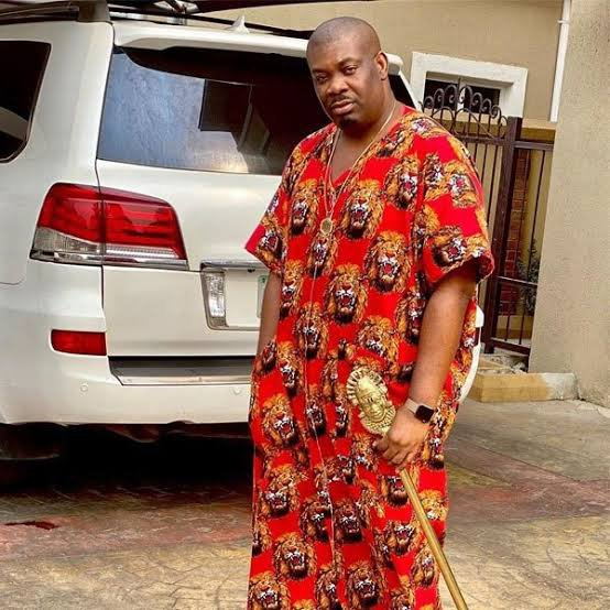 why i wear big robes - Don Jazzy