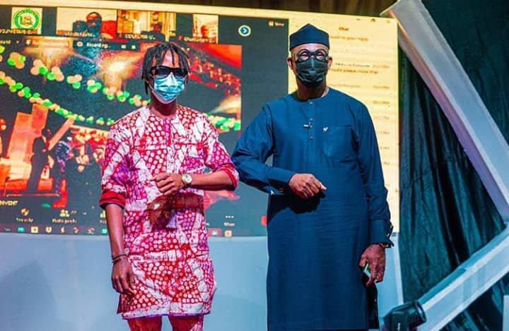 Laycon advises youths of Ogun