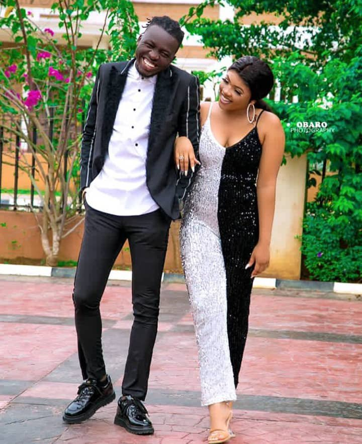 Akpororo and wife celebrate anniversary