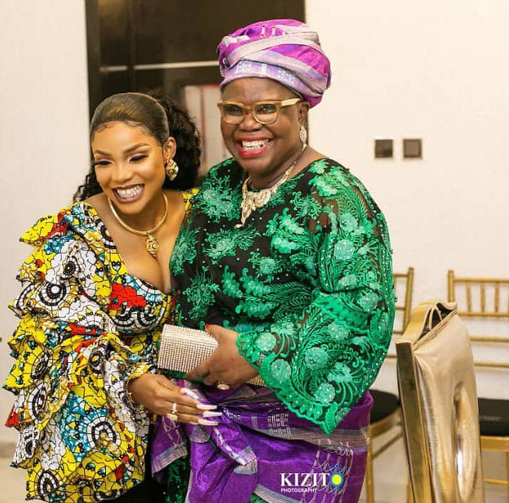Iyabo Ojo mourns her mother
