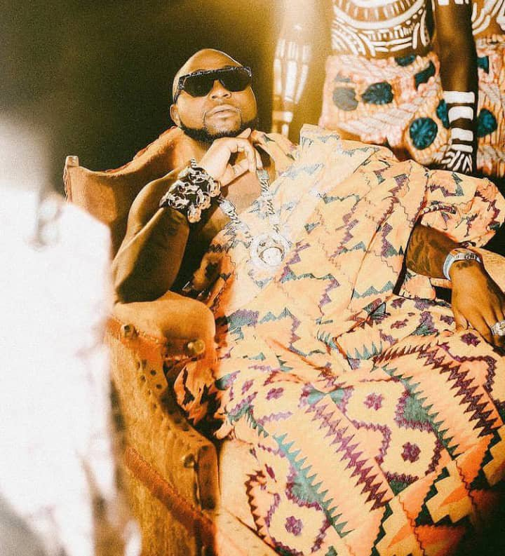 Davido celebrates his 28th birthday