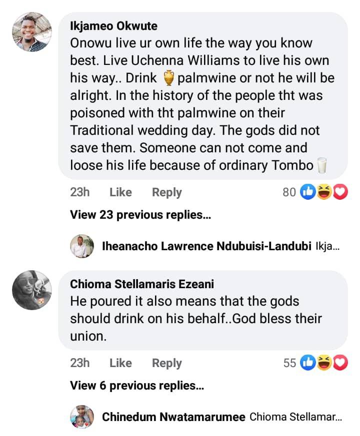 Williams Uchemba criticized
