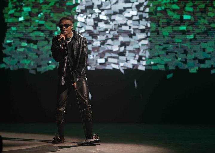 Wizkid's baby mama, Jada, praises him on success of his YouTube concert